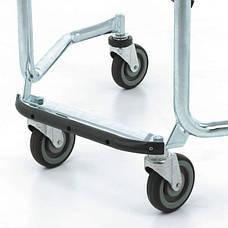 Тележка Wanzl для инвалидов-колясочников покупательская тележка торговая тележка б/у, фото 3