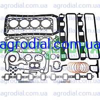 Набор прокладок двигателя ГАЗ-53 паронит+рти+герметик (+медь)