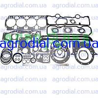 Набор прокладок двигателя Д-240 (МТЗ) (31 наим.) паронит+рти+герметик