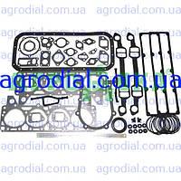 Набор прокладок двигателя ЗИЛ-130 паронит+рти+герметик