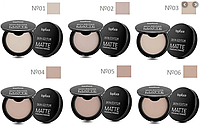 Пудра для лица TopFace Skin Editor Matte Finish PT 263