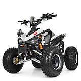 Квадроцикл для подростков Profi HB-EATV 1000Q2-1(MP3) белый, фото 6