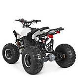 Квадроцикл для подростков Profi HB-EATV 1000Q2-1(MP3) белый, фото 9