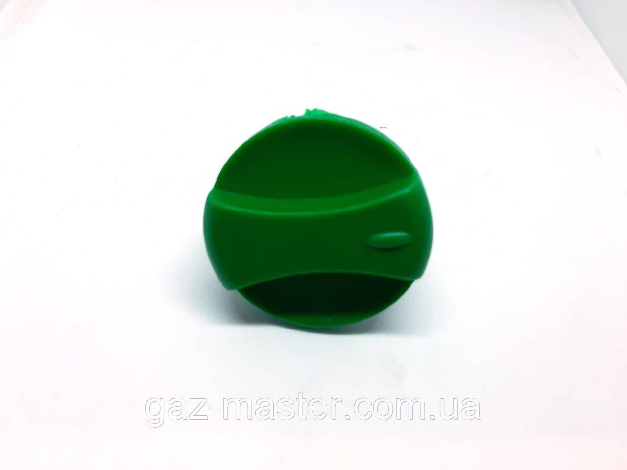 Ручка управления Vaillant Turbomax, Atmomax Pro (зелёная)  114286А