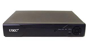 Видеорегистратор для IP камер UKC DVR 6608 AHD 8 cam