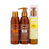 Набір для волосся Kleral System Macadamia Kit у косметичці
