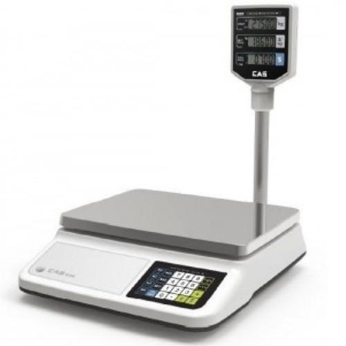 Весы торговые CAS PR-15 II Р