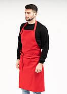 Фартук Latte Удлиненный Червоний, фото 2
