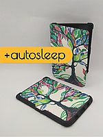 "Чехол Cover Pack для PocketBook 6"" 616/627/632 +autosleep ""Дерево"""
