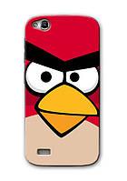 Чехол для FLY IQ 4410 (Angry Birds)