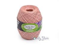 Candу-Yarn 100% акрил, Розовая пастила №1169