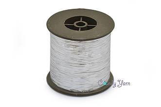 Люрекс М-01 38 mic Silver Metallic
