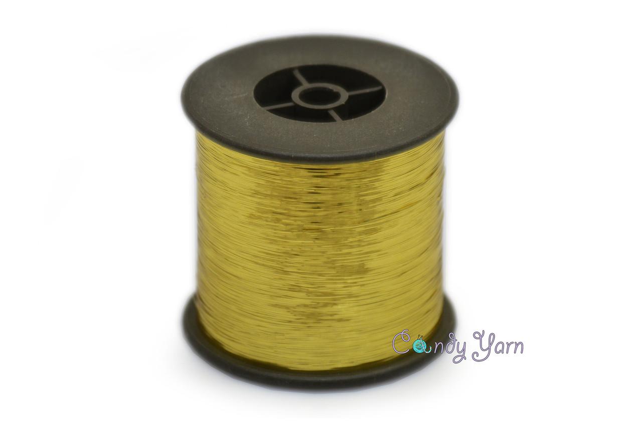 Люрекс М-01 38 mic Gold Metallic