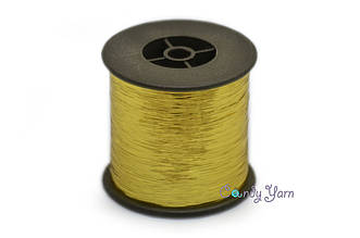 Люрекс М-01 38 mic Gold Metallic