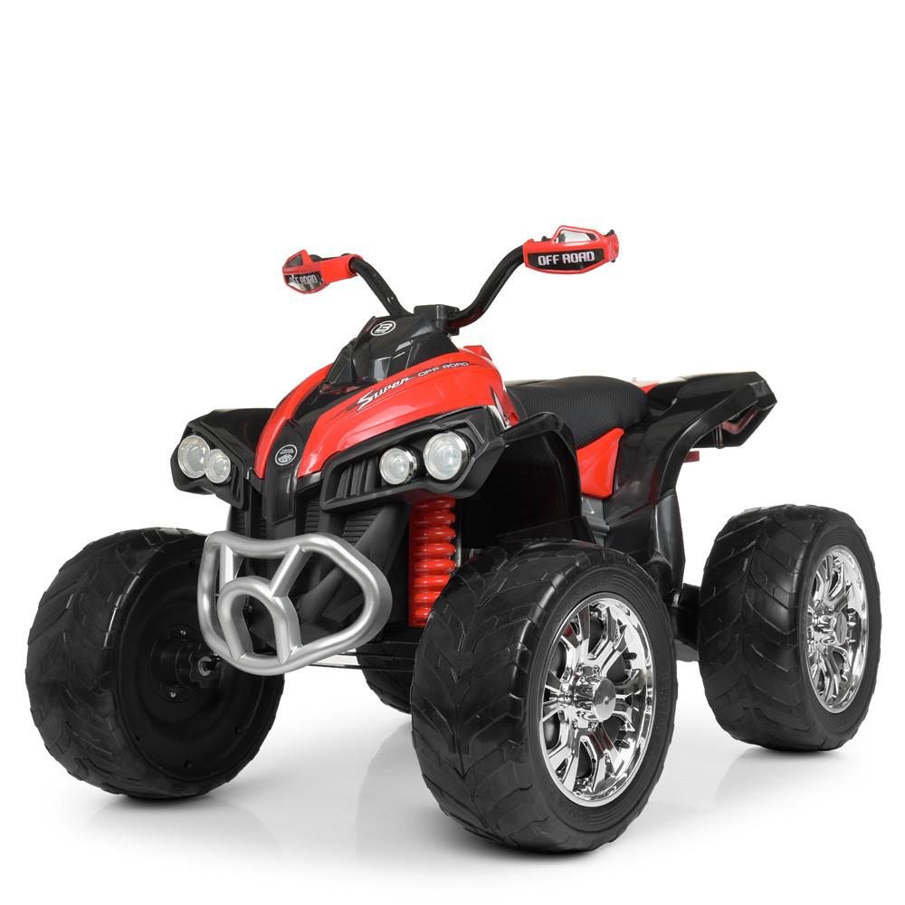 Електромобіль Квадроцикл M 4200EBLR-3 червоний BAMBI