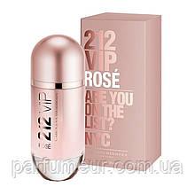 212 VIP Rose Carolina Herrera eau de parfum 50 ml