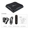 TV-Приставка X96 MAX+ DDR4 4GB/32GB S905X3 (Android Smart TV Box), фото 3