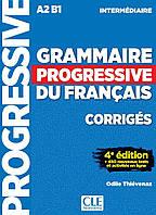 Книга Grammaire progressive du français - Niveau intermédiaire