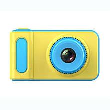 Детская камера- фотоапарат Kids Camera Smart Blue