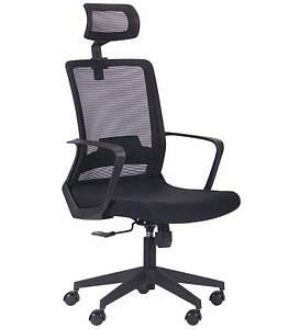 Кресло Argon HB черный