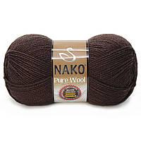 Nako Pure Wool (Нако Пур вул) 100%шерсть  282