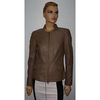 Куртка кожаная женская JCC LEDERMODEN