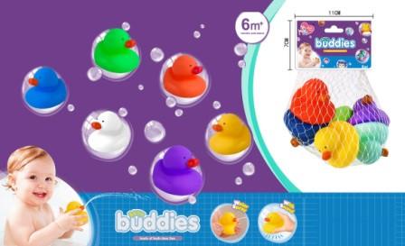 Набір для ванної качечка, LD50005-A2