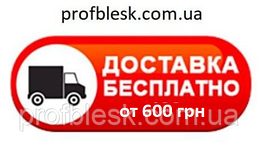 Кисть д/гелев дизайна синтетика лепесток коричневая GN93R №6