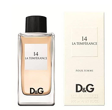 Женский парфюм Dolce&Gabbana La Temperance 14 (Дольче Габбана Ла Темперанс 14) 100 мл