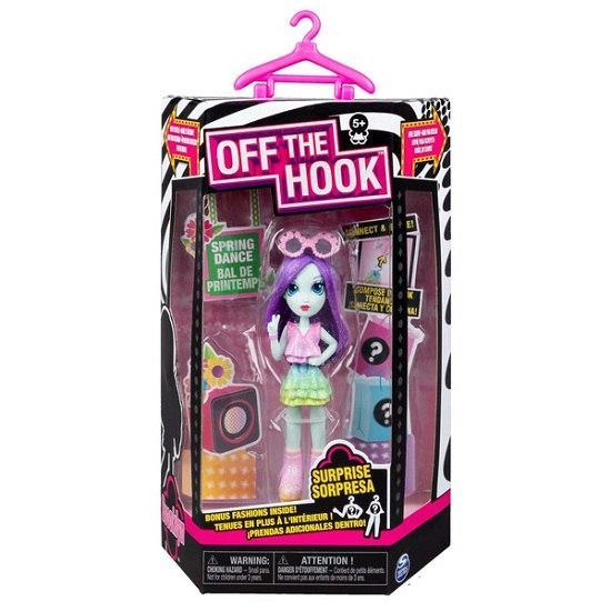 """Off the Hook:стильная кукла Бруклин (серия """"Весеннее диско"""") SM74300/0144"""