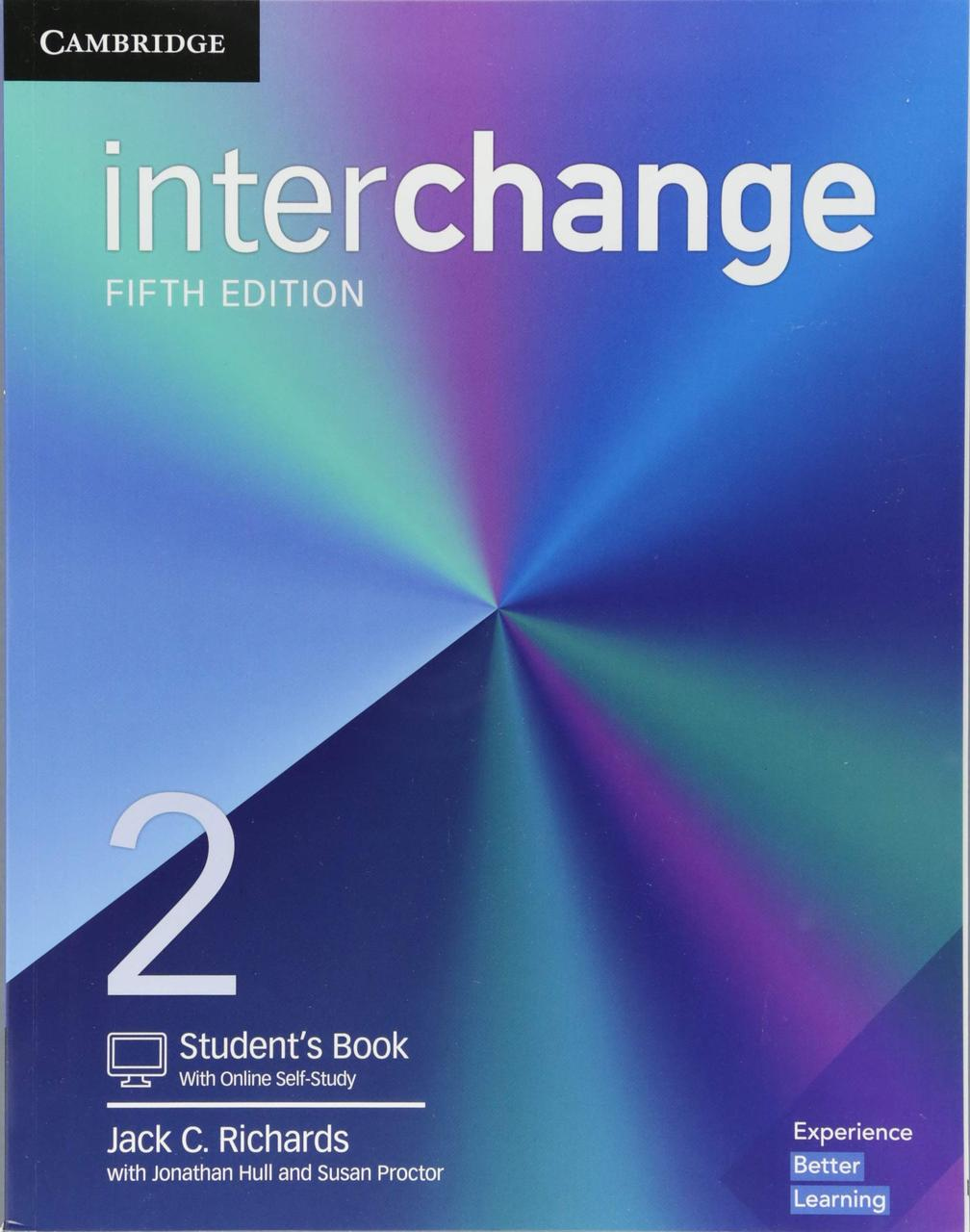 Interchange Level 2 Student's Book with Online Self-Study 5th Edition