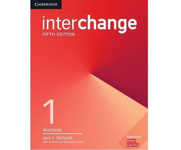 Interchange Level 1 Workbook 5th Edition