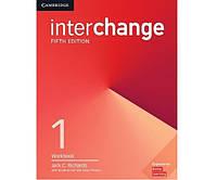 Книга Interchange Level 1 Workbook 5th Edition