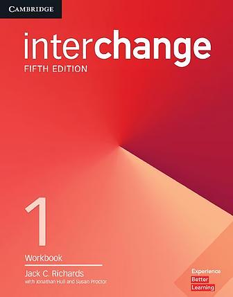 Interchange Level 1 Workbook 5th Edition, фото 2