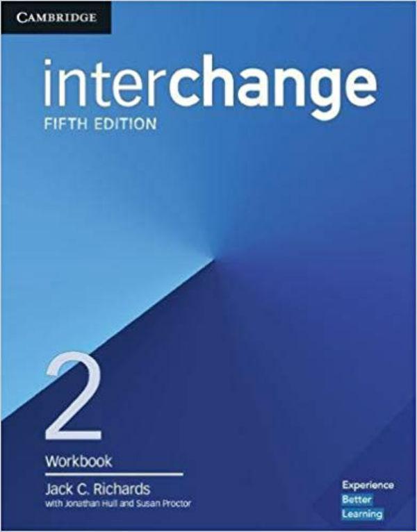 Interchange 5th Edition 2 Workbook