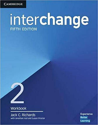 Interchange 5th Edition 2 Workbook, фото 2