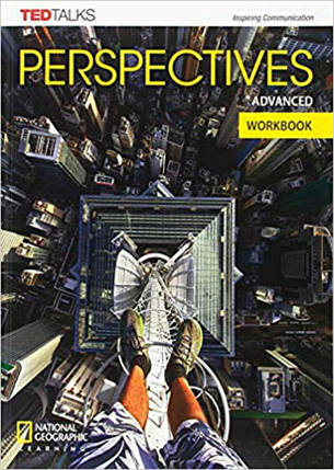 Perspectives Advanced Workbook with Workbook Audio CD, фото 2