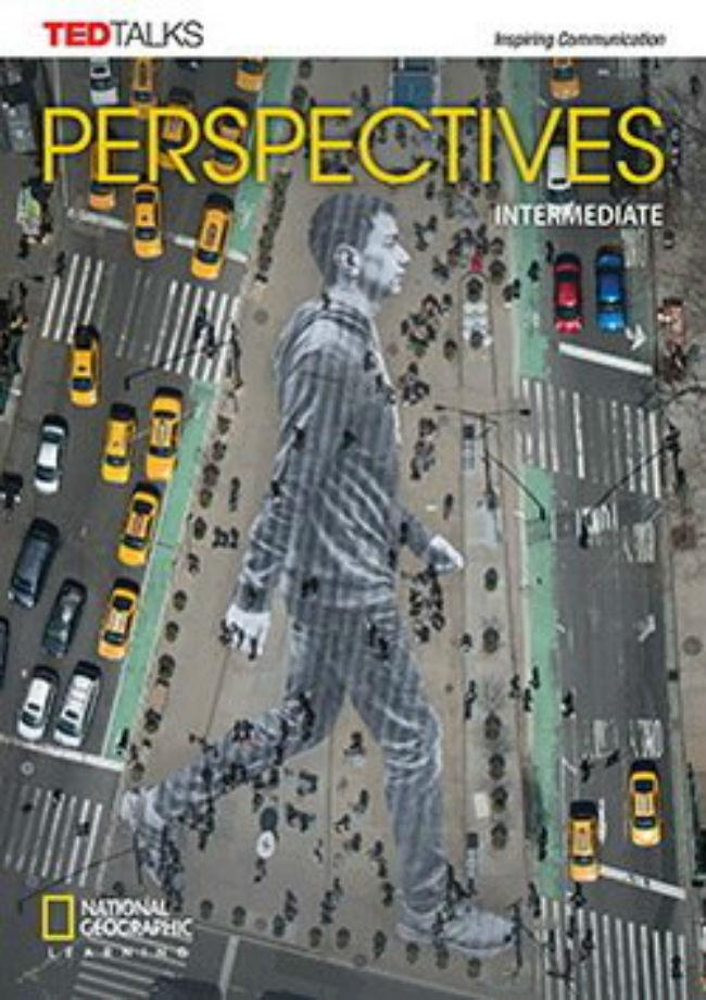 Perspectives Intermediate Workbook with Workbook Audio CD