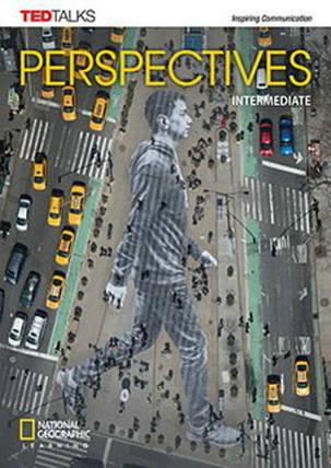 Perspectives Intermediate Workbook with Workbook Audio CD, фото 2