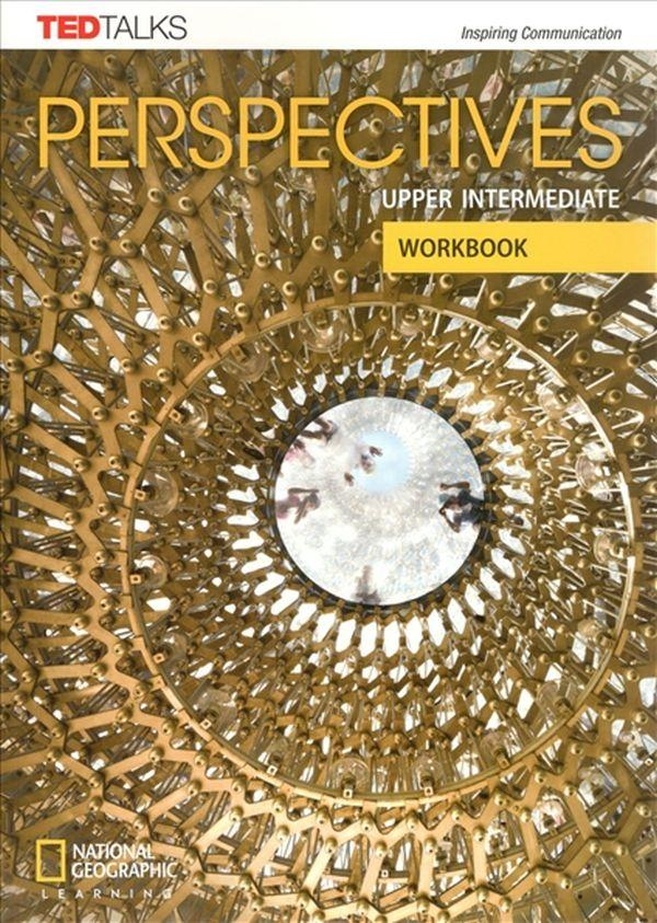 TED Talks: Perspectives Upper Intermediate Workbook with Audio-CD