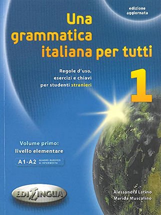 Una grammatica italiana per tutti 1 (A1-A2) Edizione aggiorn, фото 2