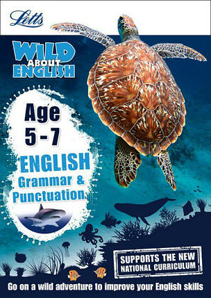 Letts Wild About English: Grammar & Punctuation Age 5-7, фото 2