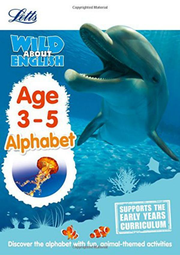 English - Alphabet Age 3-5