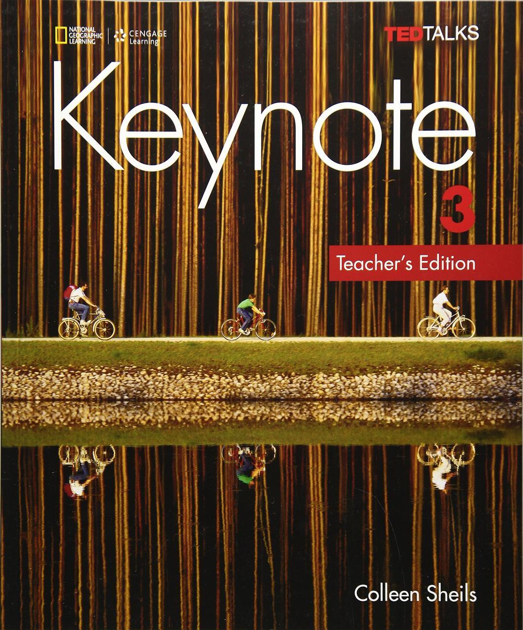 American Keynote 3 Teacher's Edition