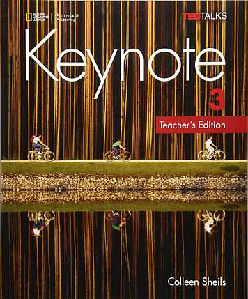 American Keynote 3 Teacher's Edition, фото 2