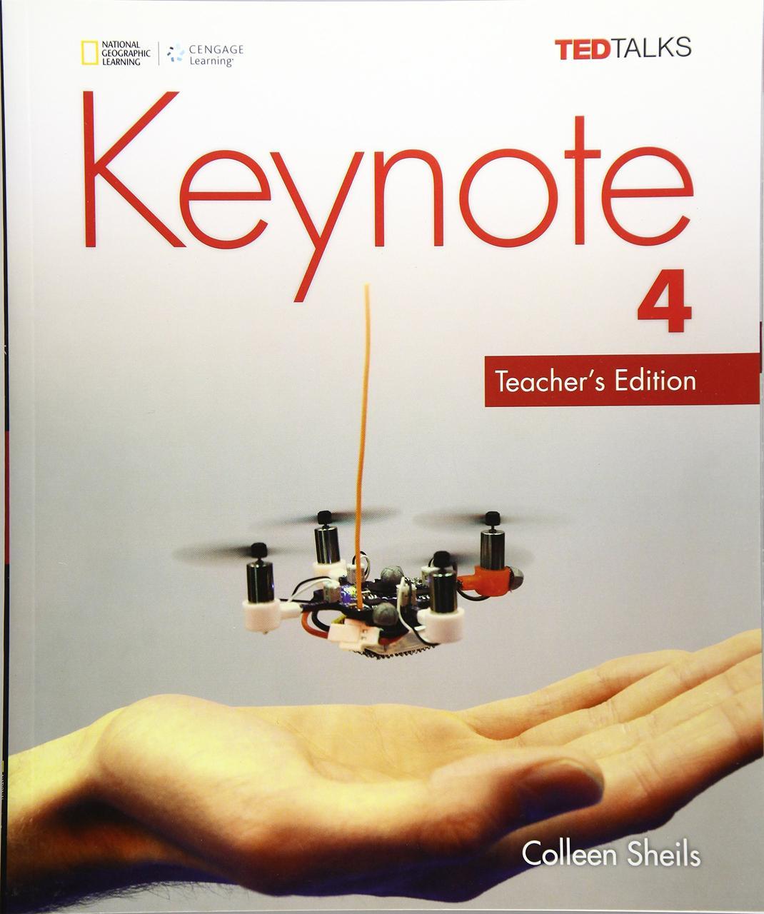 American Keynote 4 Teacher's Edition
