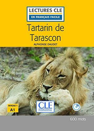 Tartarin de Tarascon - Livre + CD, фото 2