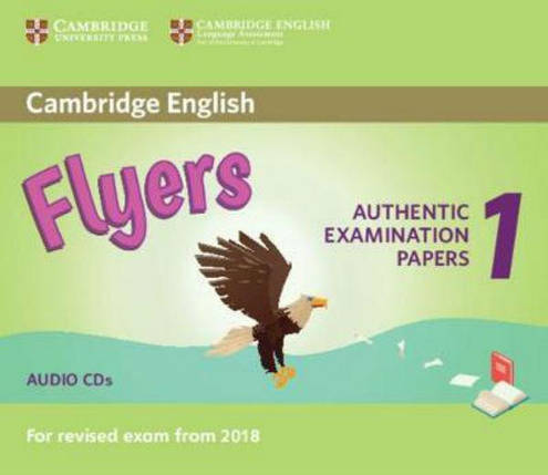 Cambridge English Flyers 1 for Revised Exam from 2018 Student's Book, фото 2