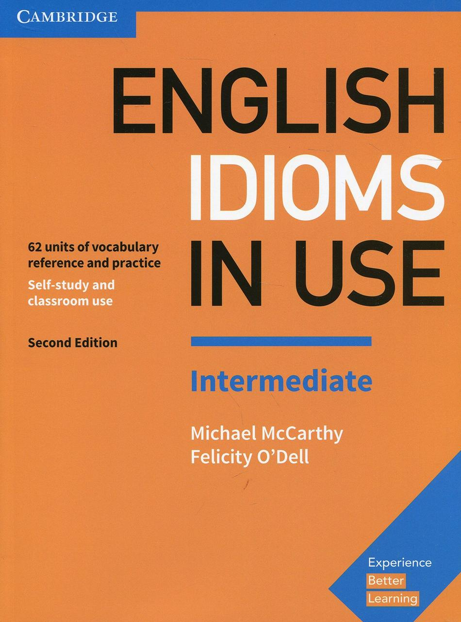 English Idioms in Use. Intermediate Book with Answers. Vocabulary