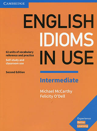 English Idioms in Use. Intermediate Book with Answers. Vocabulary, фото 2